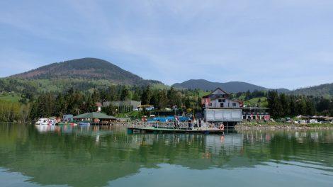 Fisherman's Resort din Colibita